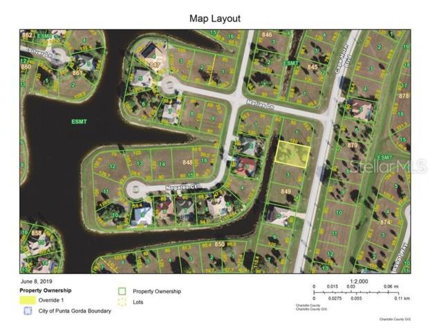 16349 Cape Horn Boulevard, Punta Gorda, FL 33955 (MLS #C7416598) :: The Edge Group at Keller Williams