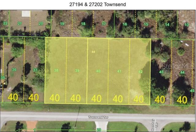 27194 & 27202 Townsend Terrace, Punta Gorda, FL 33983 (MLS #C7416602) :: Griffin Group