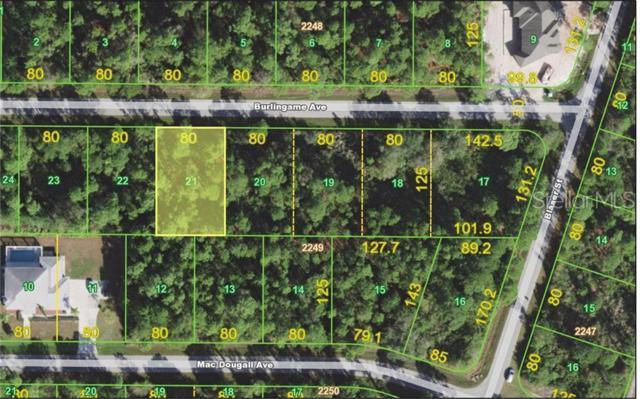 23447 Burlingame Avenue, Port Charlotte, FL 33980 (MLS #C7416632) :: Team Pepka