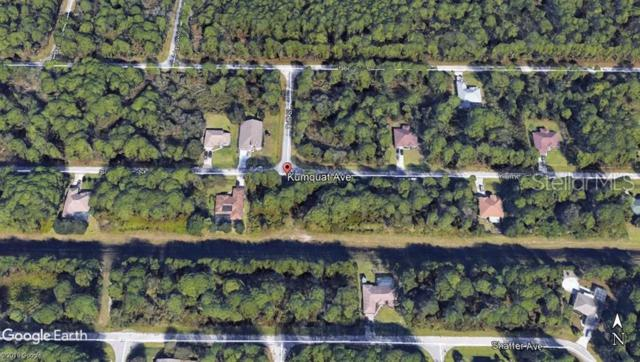 Kumquat Avenue, North Port, FL 34291 (MLS #C7416732) :: Cartwright Realty