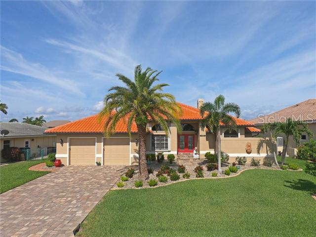 2150 Palm Tree Dr, Punta Gorda, FL 33950 (MLS #C7416745) :: The Duncan Duo Team