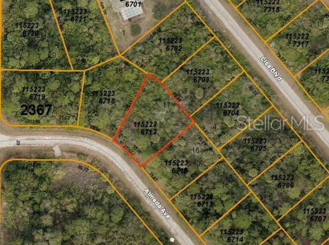 Almeda Avenue, North Port, FL 34288 (MLS #C7416876) :: RealTeam Realty