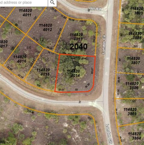 Lot 14 London Circle, North Port, FL 34288 (MLS #C7416933) :: Rabell Realty Group