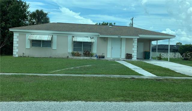 22103 Breezeswept Avenue, Port Charlotte, FL 33952 (MLS #C7416948) :: The Edge Group at Keller Williams