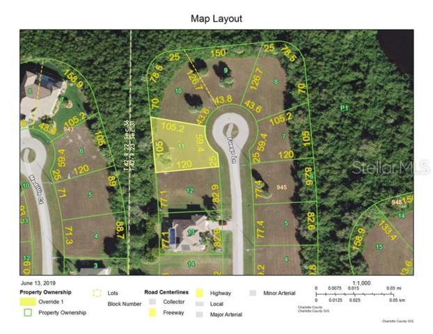 17417 Fuego Lane, Punta Gorda, FL 33955 (MLS #C7416966) :: Premium Properties Real Estate Services