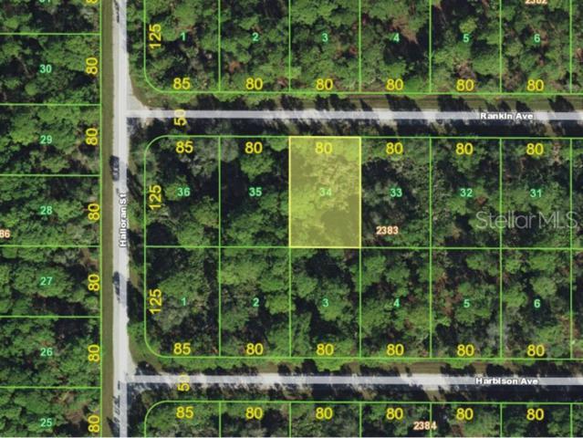 13077 Rankin Avenue, Port Charlotte, FL 33953 (MLS #C7417020) :: The Edge Group at Keller Williams