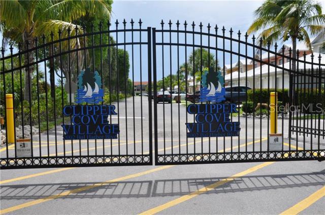 2002 Bal Harbor Boulevard #122, Punta Gorda, FL 33950 (MLS #C7417022) :: The Light Team