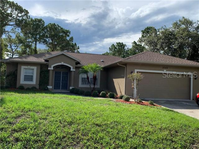 3049 Cascabel Terrace, North Port, FL 34286 (MLS #C7417064) :: Gate Arty & the Group - Keller Williams Realty