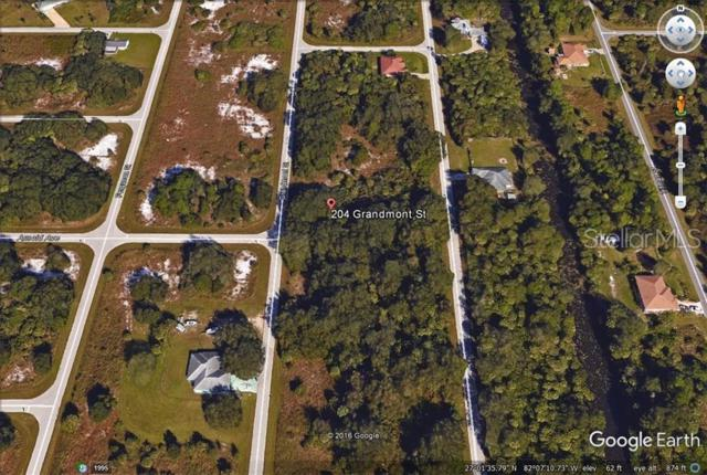 204 Grandmont Street, Port Charlotte, FL 33954 (MLS #C7417132) :: The Duncan Duo Team