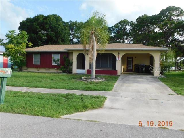 8033 Herbison Avenue, North Port, FL 34287 (MLS #C7417135) :: Burwell Real Estate