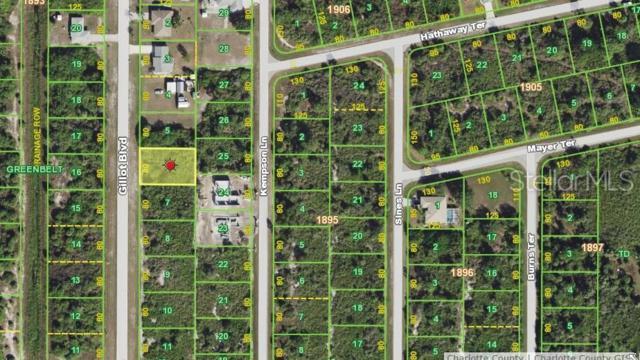 4370 Gillot Boulevard, Port Charlotte, FL 33981 (MLS #C7417193) :: Mark and Joni Coulter | Better Homes and Gardens