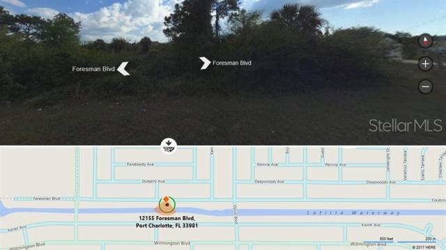 12155 Foresman Boulevard, Port Charlotte, FL 33981 (MLS #C7417196) :: Godwin Realty Group