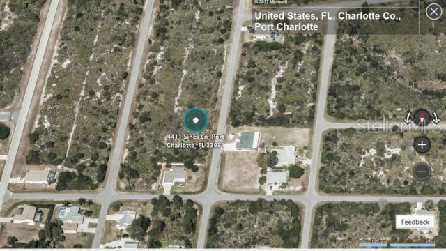 4411 Sines Lane, Port Charlotte, FL 33981 (MLS #C7417213) :: Mark and Joni Coulter | Better Homes and Gardens