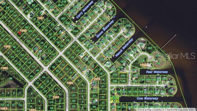 3126 Gillot Boulevard, Port Charlotte, FL 33981 (MLS #C7417228) :: The BRC Group, LLC