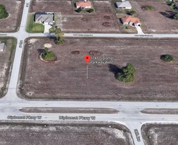 1741 Diplomat Parkway W, Cape Coral, FL 33993 (MLS #C7417275) :: The Edge Group at Keller Williams
