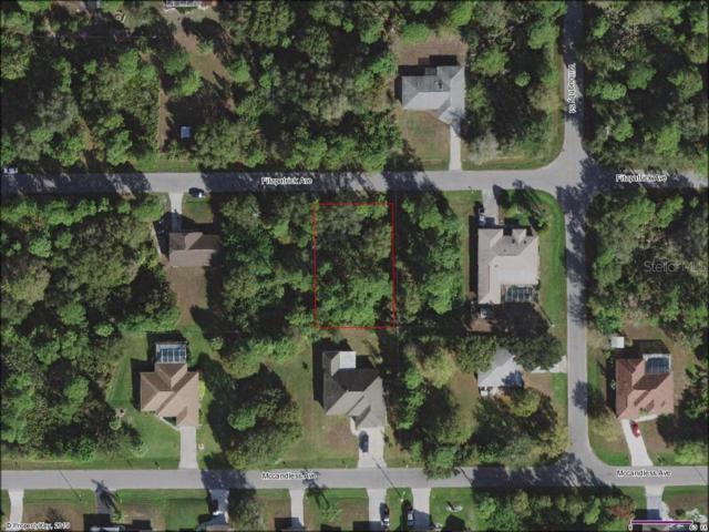23327 Fitzpatrick Avenue, Port Charlotte, FL 33980 (MLS #C7417374) :: The Duncan Duo Team