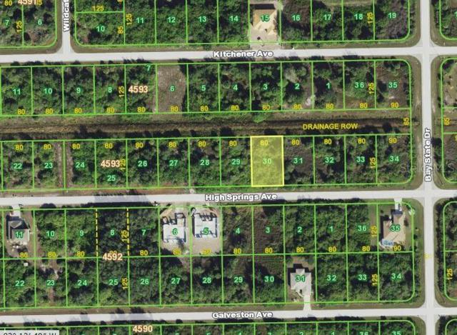 13322 High Springs Avenue, Port Charlotte, FL 33981 (MLS #C7417377) :: The Edge Group at Keller Williams
