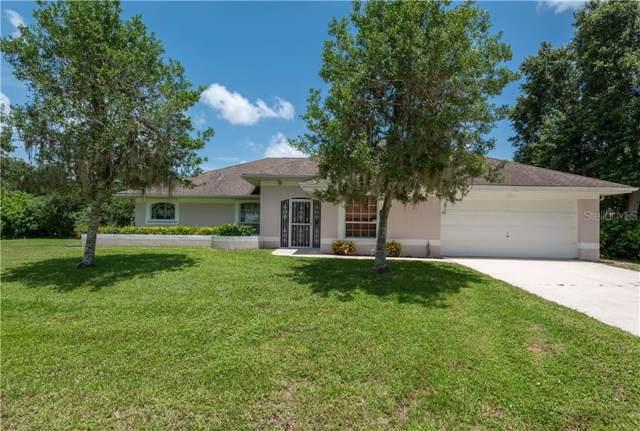 341 Capatola Street, Port Charlotte, FL 33948 (MLS #C7417448) :: Cartwright Realty