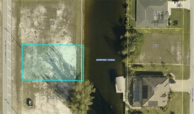 1707 Old Burnt Store Road N, Cape Coral, FL 33993 (MLS #C7417489) :: Team 54
