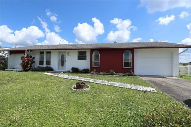 8840 Gaillard Avenue, North Port, FL 34287 (MLS #C7417566) :: Mark and Joni Coulter | Better Homes and Gardens