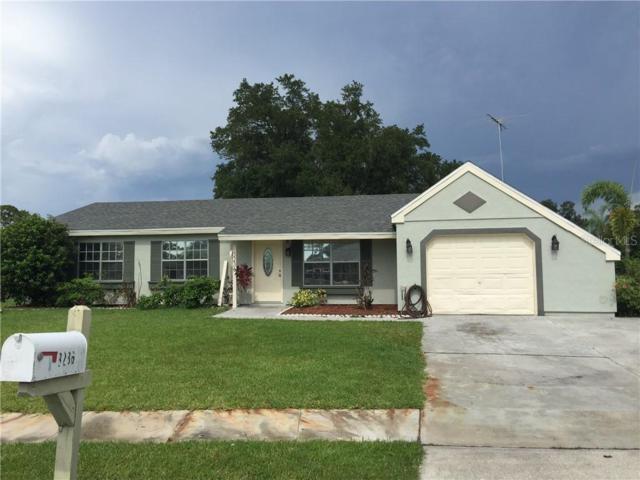 3236 Montclair Circle, North Port, FL 34287 (MLS #C7417598) :: Bustamante Real Estate