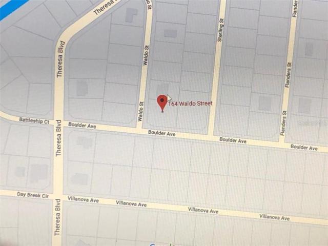 164 Waldo Street, Port Charlotte, FL 33954 (MLS #C7417602) :: The Edge Group at Keller Williams