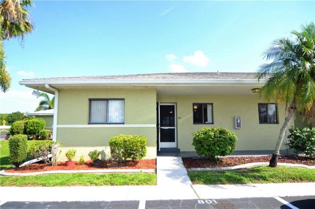 25225 Rampart Boulevard #801, Punta Gorda, FL 33983 (MLS #C7417611) :: Armel Real Estate