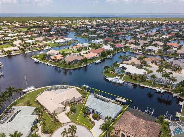 1313 Socorro Drive, Punta Gorda, FL 33950 (MLS #C7417670) :: Bustamante Real Estate