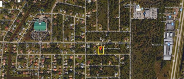 23454 Altman Avenue, Port Charlotte, FL 33980 (MLS #C7417693) :: The Light Team