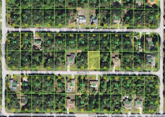 17412 Cox Avenue, Port Charlotte, FL 33948 (MLS #C7417713) :: The Duncan Duo Team