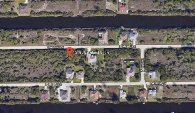 15185 Lakeland Circle, Port Charlotte, FL 33981 (MLS #C7417726) :: Delgado Home Team at Keller Williams