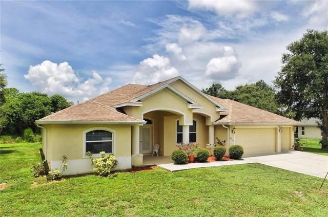 2363 Homestead Circle, North Port, FL 34286 (MLS #C7417751) :: Team 54