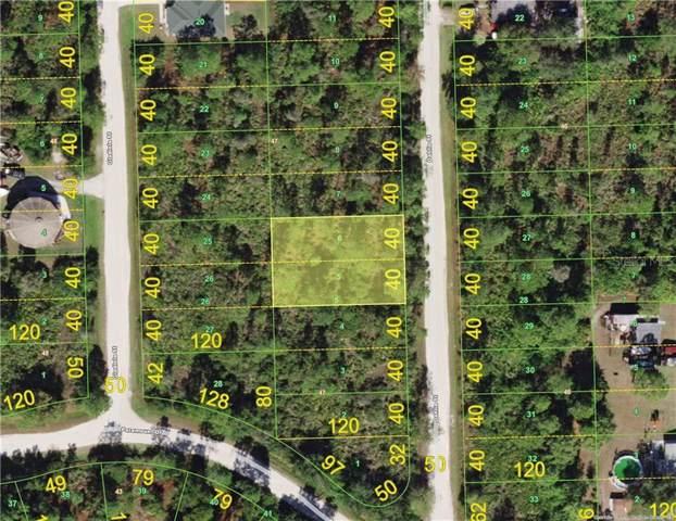 12061 Dahlia Street, Punta Gorda, FL 33955 (MLS #C7417837) :: The Edge Group at Keller Williams