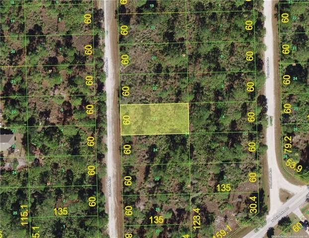 12324 Cartouche Avenue, Punta Gorda, FL 33955 (MLS #C7417838) :: The Edge Group at Keller Williams