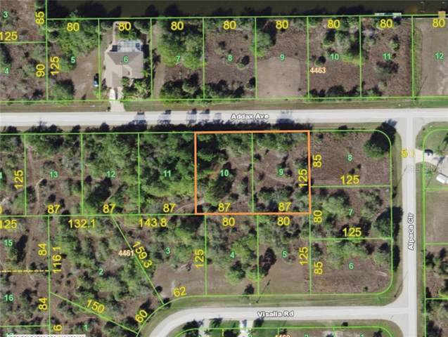 15363 Addax Avenue, Port Charlotte, FL 33981 (MLS #C7417919) :: Cartwright Realty
