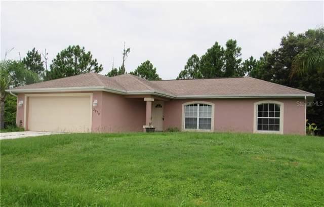 3279 Belleville Terrace, North Port, FL 34286 (MLS #C7417922) :: Team Bohannon Keller Williams, Tampa Properties