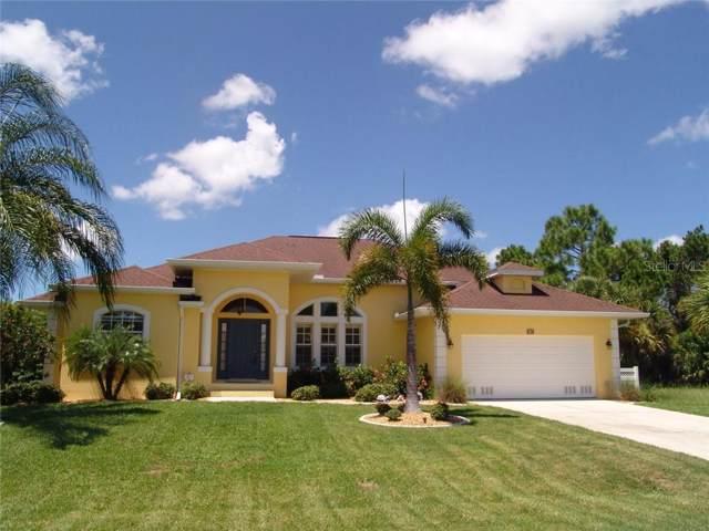 36 Tournament Road, Rotonda West, FL 33947 (MLS #C7417933) :: Griffin Group