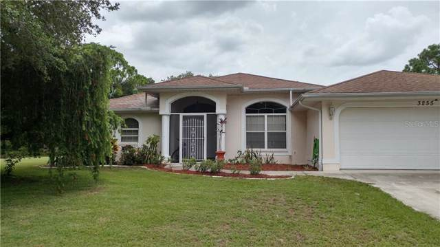 3255 Chastain Street, North Port, FL 34287 (MLS #C7417934) :: Florida Real Estate Sellers at Keller Williams Realty
