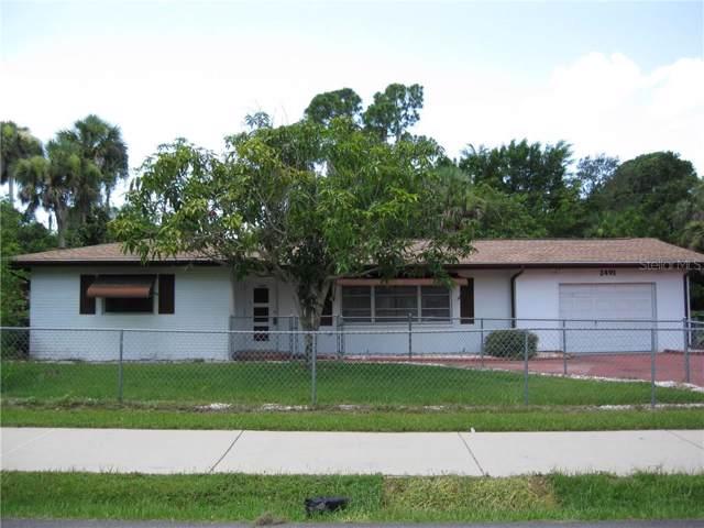 2491 Ambrose Lane, Port Charlotte, FL 33952 (MLS #C7417950) :: Mark and Joni Coulter | Better Homes and Gardens