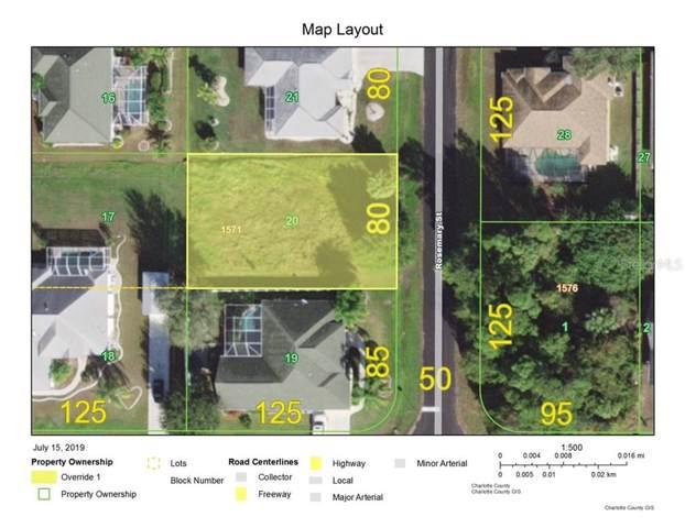 247 Rosemary Street, Port Charlotte, FL 33954 (MLS #C7417964) :: Florida Real Estate Sellers at Keller Williams Realty