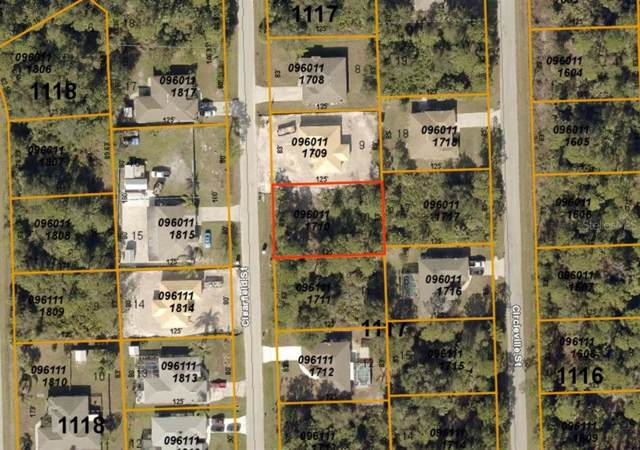 Clearfield Street, North Port, FL 34286 (MLS #C7417979) :: The Duncan Duo Team