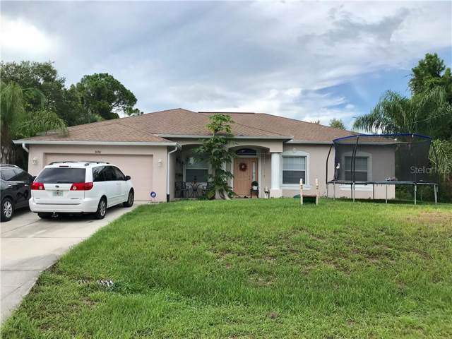3658 Donahue Avenue, North Port, FL 34288 (MLS #C7417982) :: Team Bohannon Keller Williams, Tampa Properties