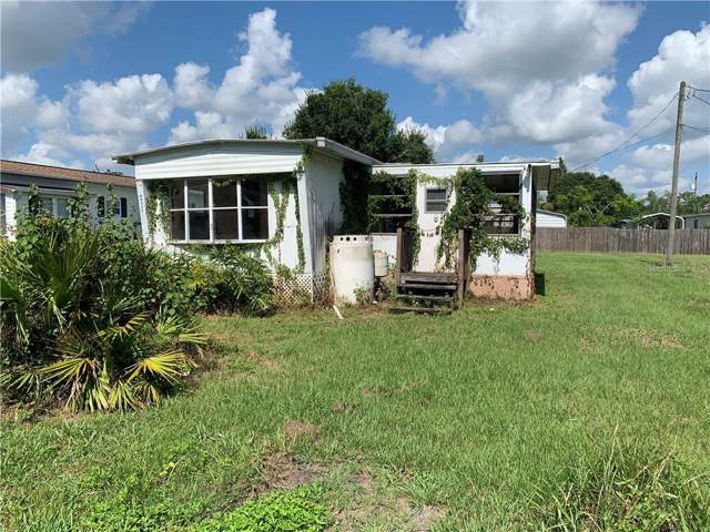 11243 SW Crenshaw Avenue, Lake Suzy, FL 34269 (MLS #C7418015) :: Medway Realty