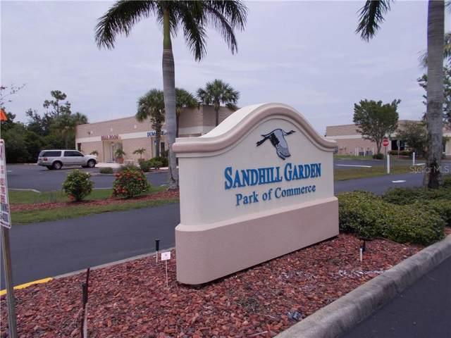 24600 Sandhill Boulevard 104 & 105, Punta Gorda, FL 33983 (MLS #C7418023) :: Sarasota Gulf Coast Realtors
