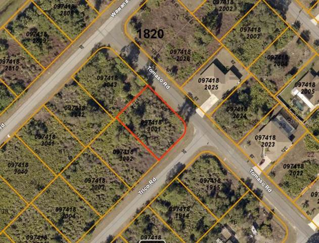 Trico Road, North Port, FL 34287 (MLS #C7418029) :: Cartwright Realty