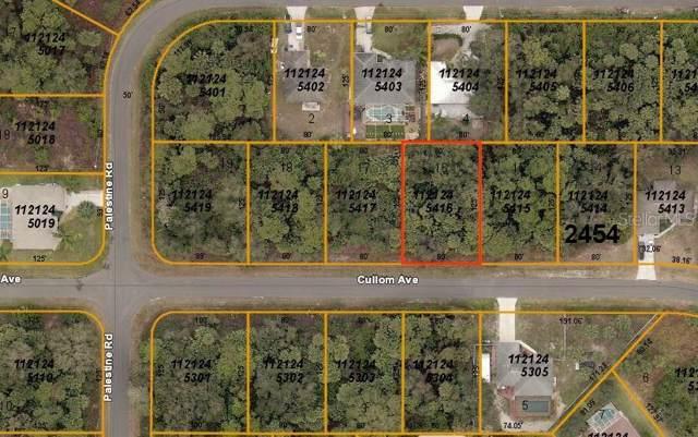 Cullom Avenue, North Port, FL 34288 (MLS #C7418030) :: Premium Properties Real Estate Services