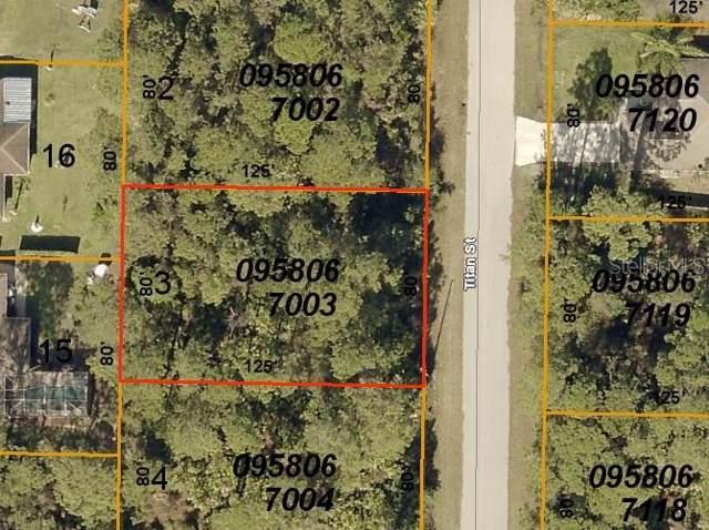 Titan Street, North Port, FL 34286 (MLS #C7418041) :: Godwin Realty Group