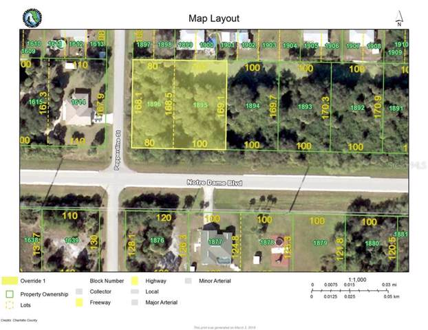 26422 Notre Dame Boulevard, Punta Gorda, FL 33955 (MLS #C7418043) :: Bustamante Real Estate
