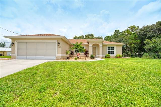 3587 Cascabel Terrace, North Port, FL 34286 (MLS #C7418048) :: GO Realty