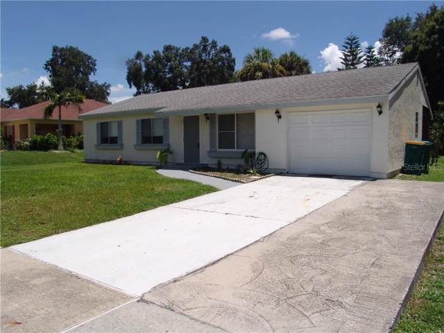21209 Quesada Avenue, Port Charlotte, FL 33952 (MLS #C7418052) :: White Sands Realty Group